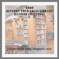 2009 Support Your Local Library Reading Challenge