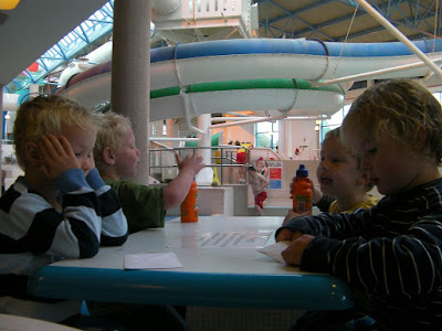 fast food and waterslides, Pyramids centre, Southsea