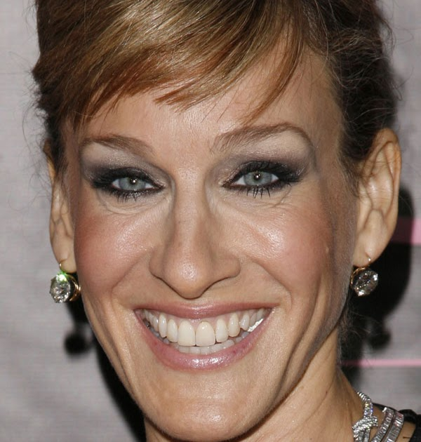 Celebrities Are Dumb Sarah Jessica Parker Is Ugly
