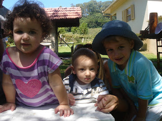 Papos de Gourmet Familia Vaccaro  Estrada do Sabor
