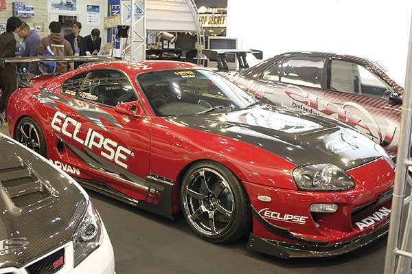 Build Your Own Car >> Cool Car Things?: The Ridox Toyota Supra