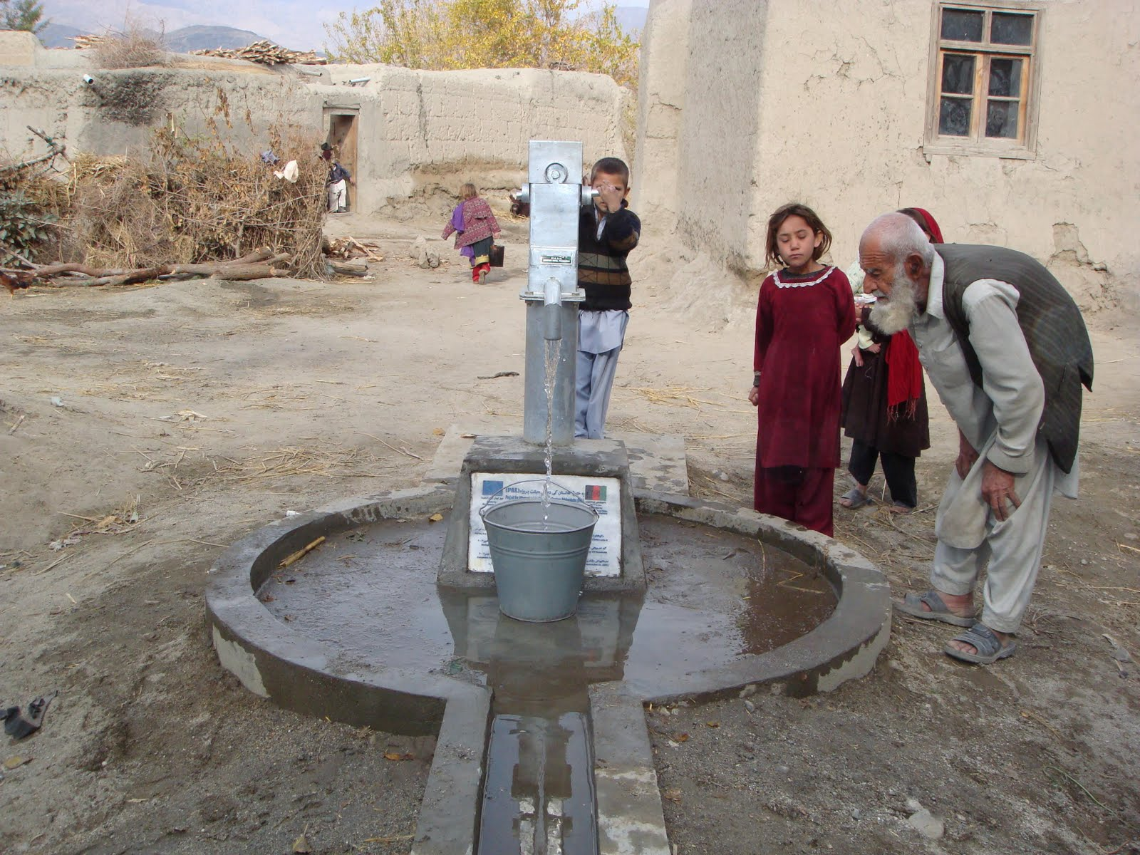 Afghanistan Usaid Water Projects