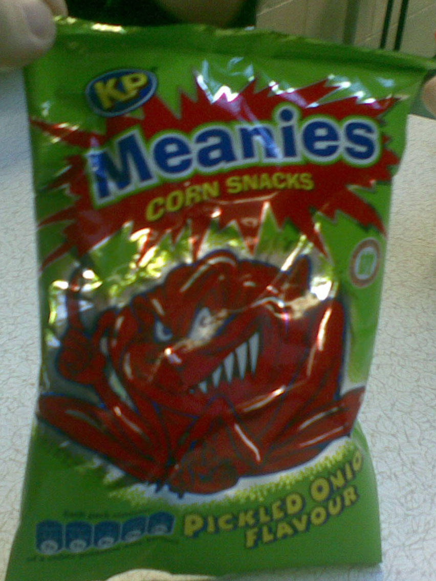 Image result for meanies crisps 5p
