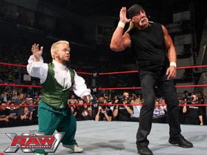 Rangers Lead The Way: W W E  Recap:15 Years of Raw