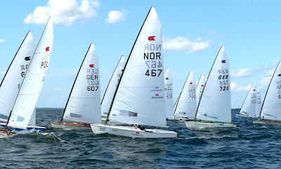 Sailracewin Ok Dinghy World Championships Wellington Nz