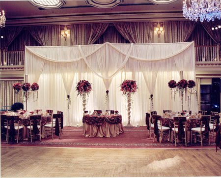 chair cover rentals alexandria va portable folding high le fabuleux events presents one fab event: glamorous with draping