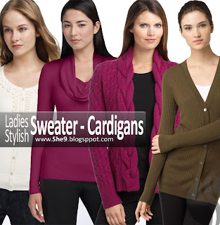 0d23965992 This Ladies Sweater is in round neck style having short length. Black color  gives lasting impression.