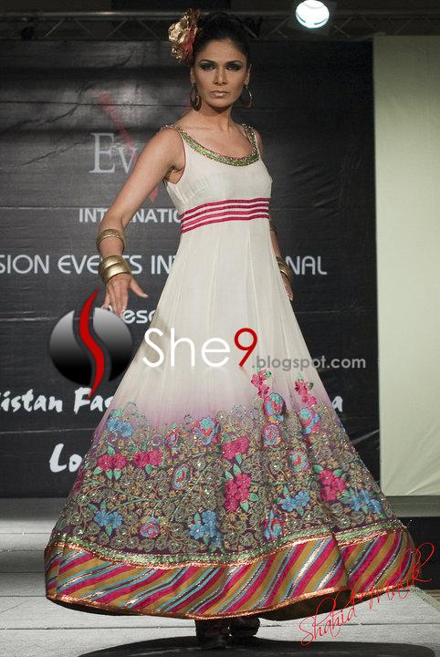 Pakistani Fashion Show 2010-2011 at London