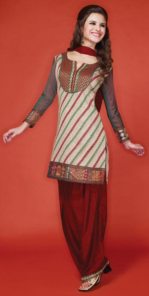 New indian sari fashion 83