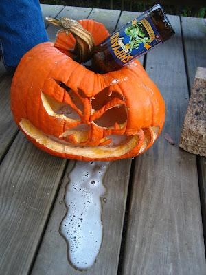 pumpkinhead alcohol content