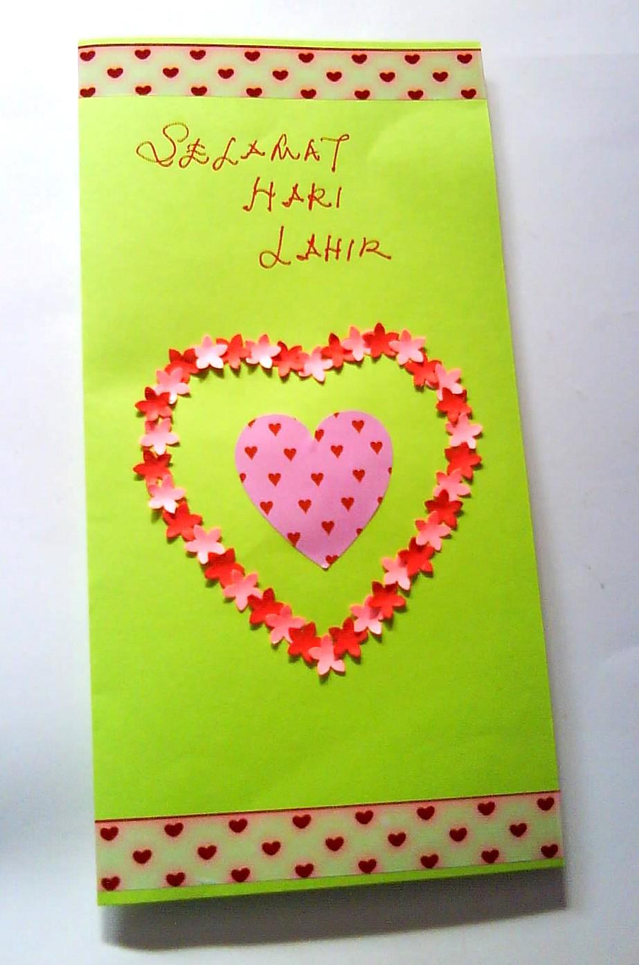 crafty diva's simple birthday cards