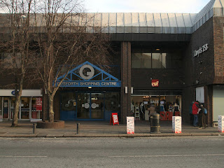 Gosforth Shopping Centre