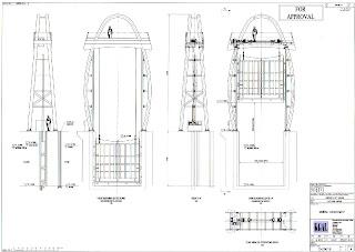 Ouseburn Barrage Sketches