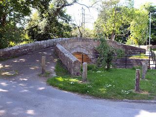 The Pack Horse Bridge