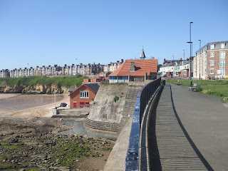 Cullercoats Seafront