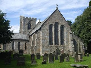 All Saints Parish Church, Rothbury
