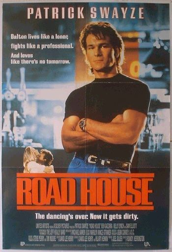 Road House (1989)   Cut The Crap Movie Reviews