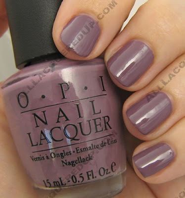 OPI France Swatches & Review : All Lacquered Up