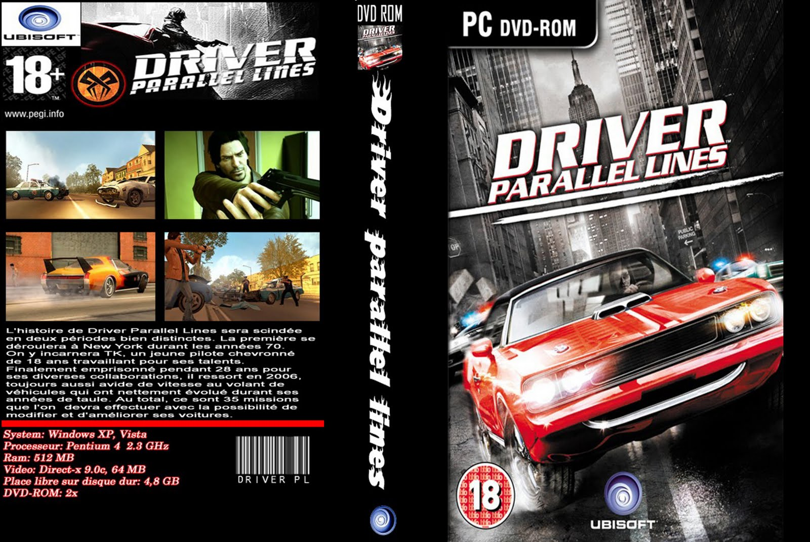 Download - Driver Parallel Lines - PC [Torrent ...