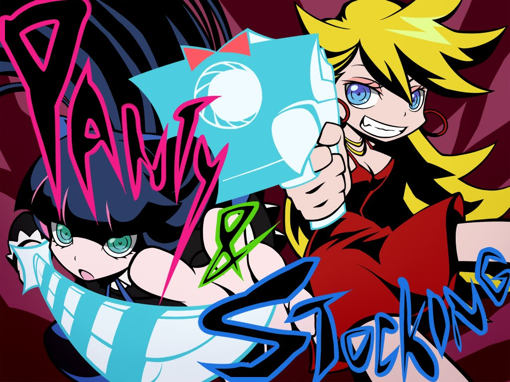 Bocaraca Team Wallpapers Panty And Stocking With Garterbelt