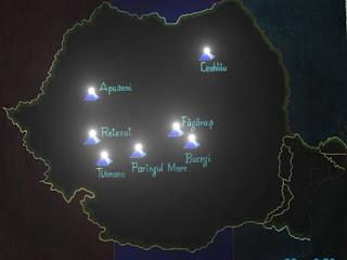 Piramide+Fizice+Ale+Luminii+Celeste, Piramidele Fizice Ale Luminii Celeste Din România