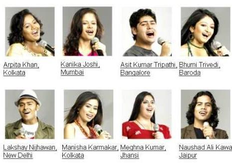 Indian idol 1 finalists names walibi korting met de trein