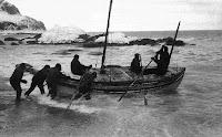 El bote James Caird