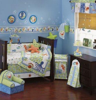 Decoracion de interiores decracion de cuartos para bebes - Cuarto de ninos decoracion ...
