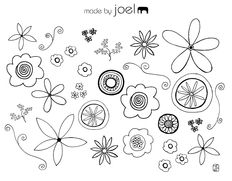 Color By Number Flower Coloring Pages ~ Top Coloring Pages