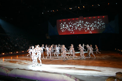 The Cooper Family Disney On Ice Minnie And Mickey S