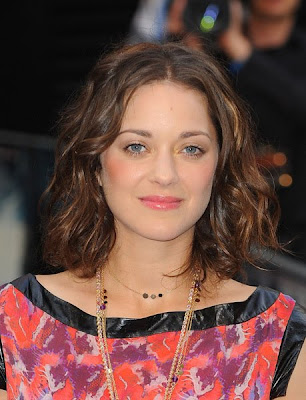 marion cotillard inception hair
