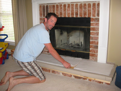 The Big Story Of Our Little Life Fireplace Protector For