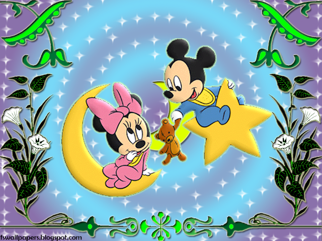 Disney Babies, Free Printable Invitations, Labels or Cards.