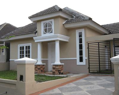 Rumah Contoh Alamanda 41 120 Citra Indah City Kota