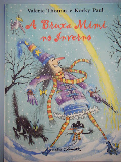 Bruxa Mimi no Inverno