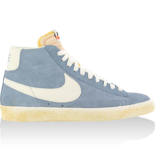 Spawnzon Blog: My Must Have: Nike Blazer Hi Suede Vintage
