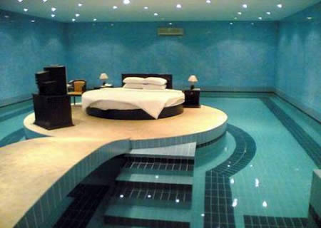 SOMETHING AMAZING: 12 Cool Bedrooms on Cool Bedroom Ideas For Small Rooms  id=31074