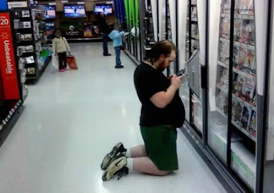 Crazy Funny Pictures Is Walmart Most Funny Place