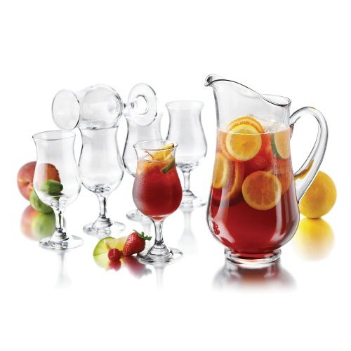 Something amazing 11 cool customise pitcher and carafe designs - Plastic sangria glasses ...
