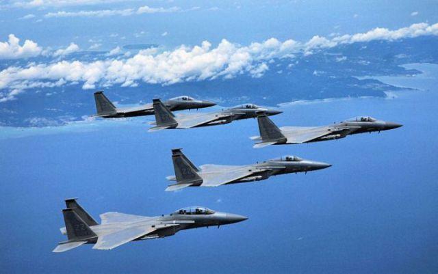 Something Amazing World Best Fighter Jet F 15 Eagle