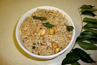 Kasa Kasa Sadham Recipe /Khus Khus Rice /Poppy Seeds Rice