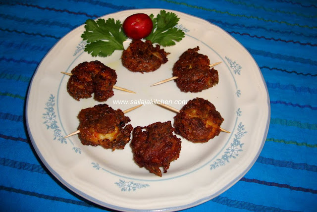 photo of Masala Fried Shrimp/Prawns