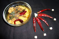 Kobbari Pachadi  recipe,Coconut Pachadi recipe,Andhra Style Coconut Chutney Recipe