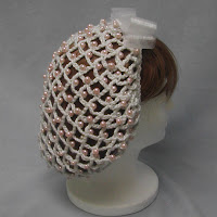 I hope you guys like this wedding snood! Click here for more info!