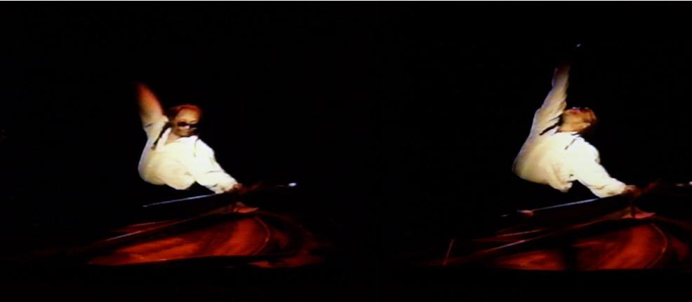 streams of expression: Cecil Taylor – Burning Poles
