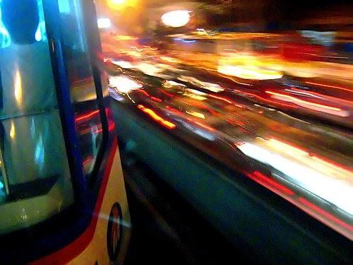wandering commuter: sa loob ng tren