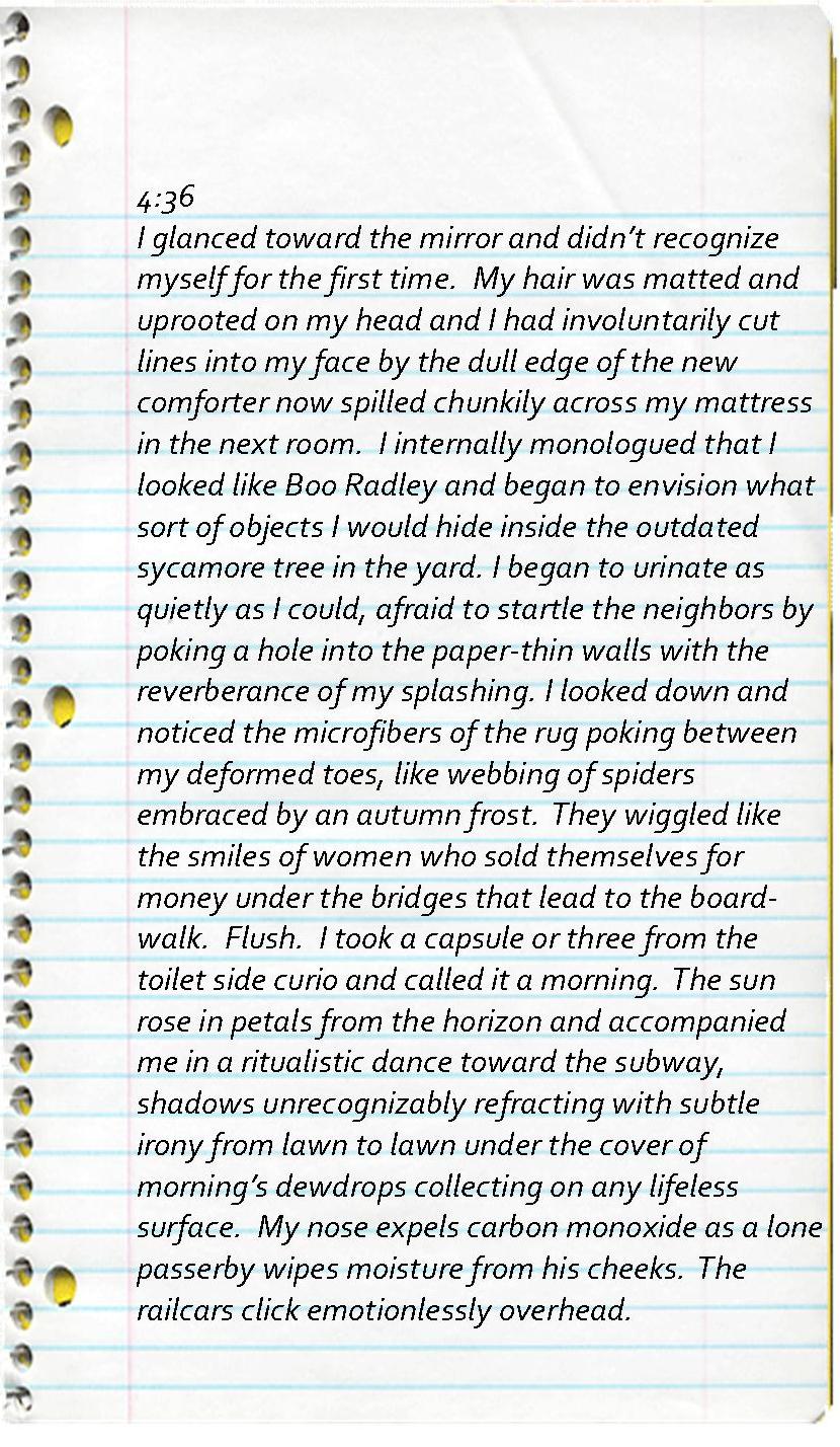 Life lesson essays