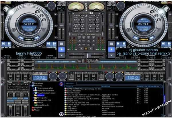 6.0.4 DJ PRO TÉLÉCHARGER MIX VIRTUAL