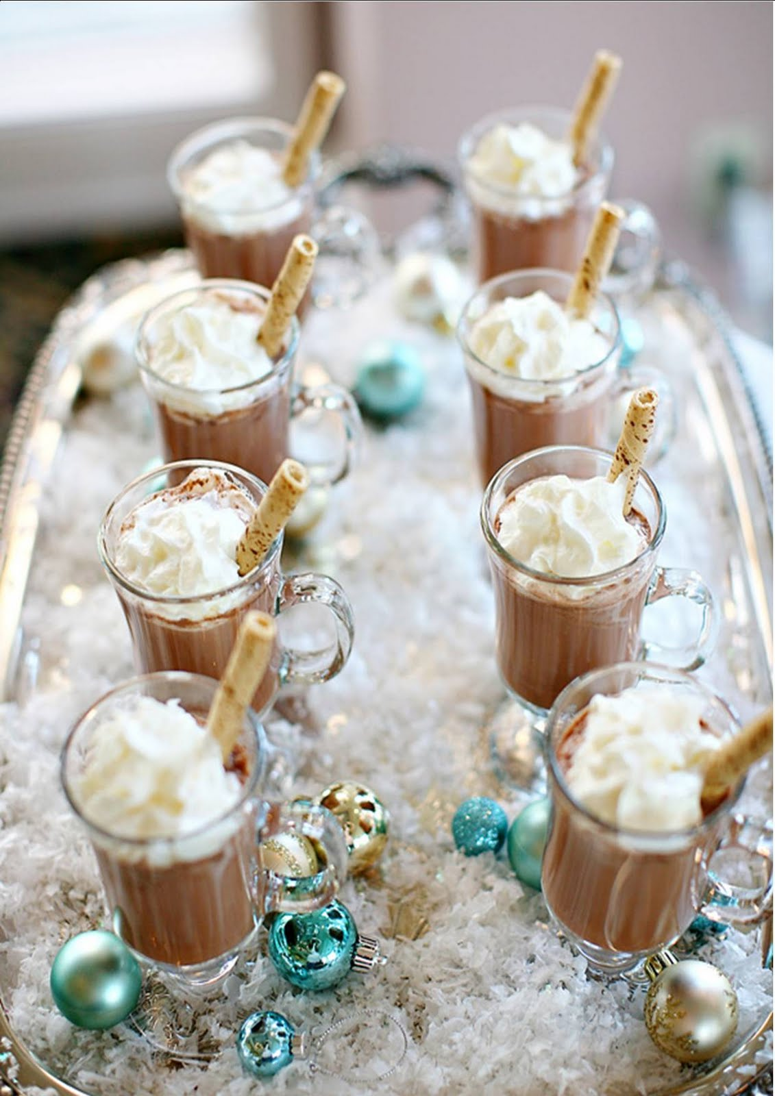 Good Christmas Party Drinks Ideas Part - 14: The Party Fetti Blog