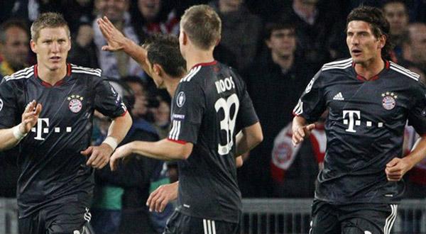 Bayern Munich Vs Verde Bremen